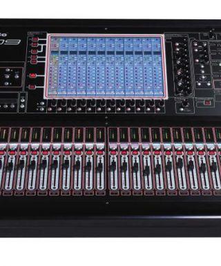 Bàn điều khiển âm thanh sân khấu DiGiCo